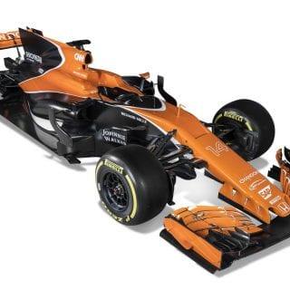 2017 McLaren Formula One Car Photos - McLaren-Honda MCL32