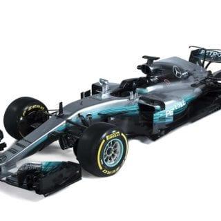 2017 Mercedes Formula 1 Car Photos - W08