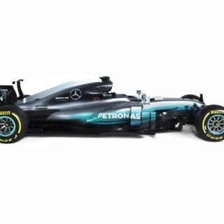 2017 Mercedes Formula 1 Photos - W08