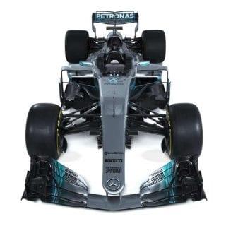 2017 Mercedes Formula Car Photos - W08