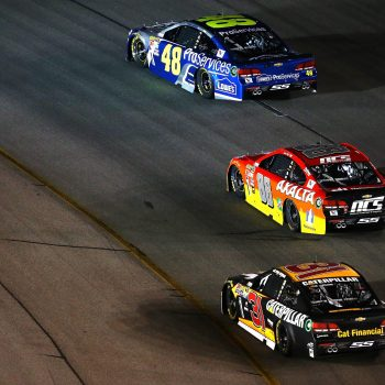 2017 NASCAR Stages Length for Every Track - All 3 Series