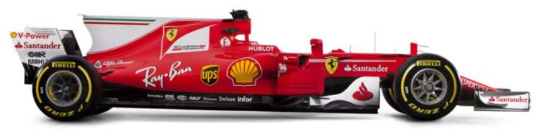 2017 Ferrari F1 Car – SF70H Scuderia Ferrari Photos