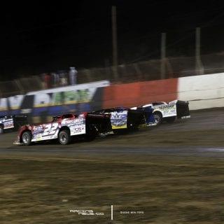 3 Wide East Bay Raceway Park Photo 6496