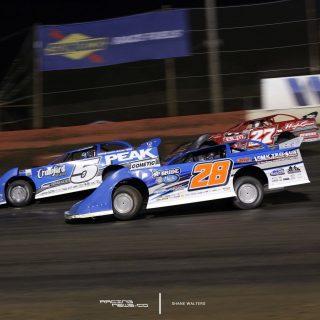 Battle for Lead East Bay Raceway Park Winternationals 2017 6432