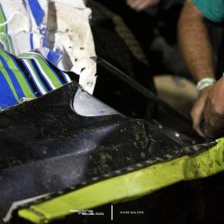 Best Performance Motorsports Josh Richards Crash Photo 8502