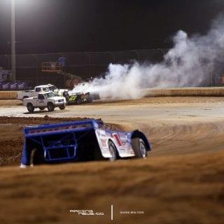Blown Dirt Late Model Engine