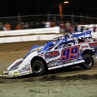 Boom Briggs Lucas Oil Dirt Racing Series Photos 8541