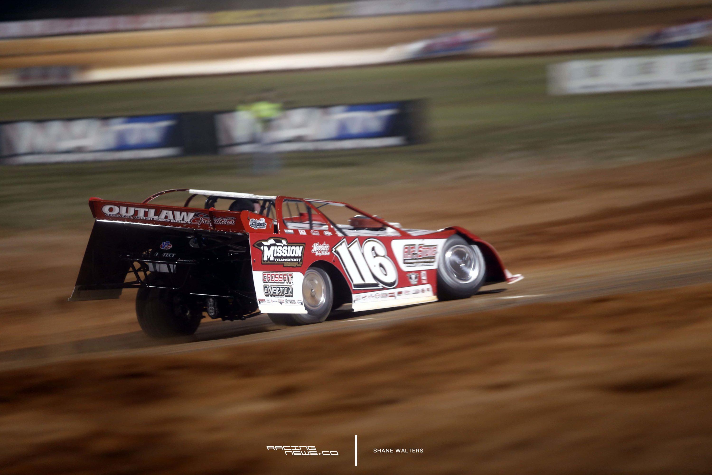Brandon Overton 2017 Car - Randy Weaver Racing