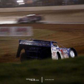 Brandon Sheppard Dirt Late Model - Rocket House Car 2233