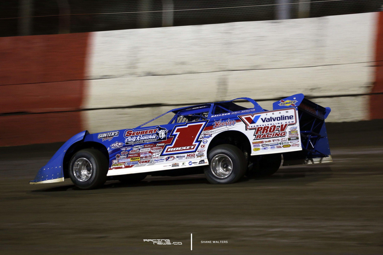 Brandon Sheppard East Bay Raceway Park Win 4675