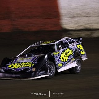 Brian Shirley Dirt Late Model 3s 4632
