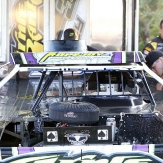 Brian Shirley Pit Stall 4897