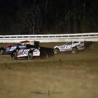 Bubba Raceway Park Dirt Late Model Racing Photos 8095