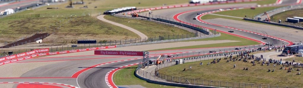 COTA NASCAR Race Wanted by Circuit of the Americas