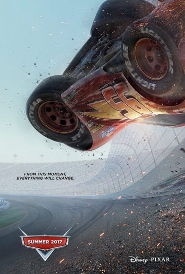 Cars 3 Poster - American Version