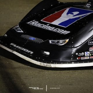 Clint Bowyer Racing Ford Dirt Late Model 6988