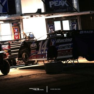 Cliny Bowyer Dirt Racing Team