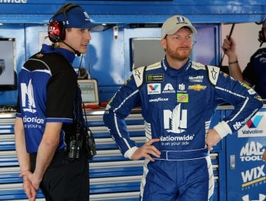 Dale Earnhardt Jr Makes His Return to the Sport