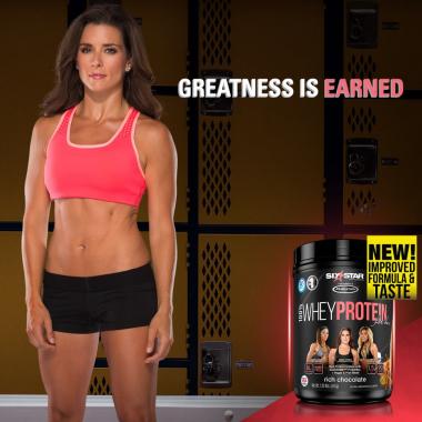 Danica Patrick Six Star Pro Nutrition Protein Powder