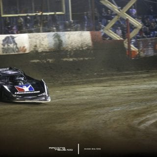 Darrell Lanigan Lucas Oil Late Model Dirt Series Photo 7053