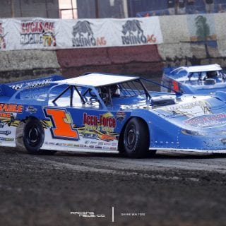 Davey Johnson Lucas Oil Late Model Dirt Series 4983
