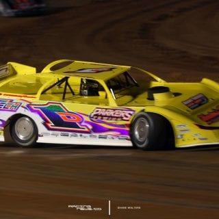 Dirt Late Model Racing Drivers