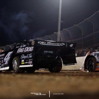 Dirt Late Model Racing Photo