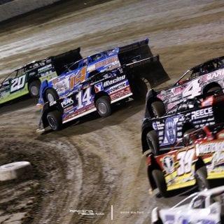 Dirt Late Model Racing Photo 6081