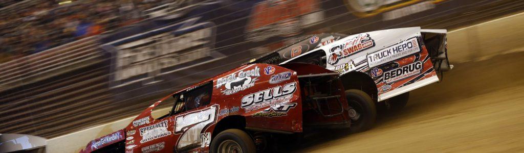 2017 Gateway Dirt Nationals Modified Invitations Race List