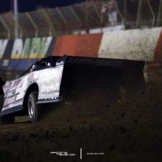 Dirt Track Racing Photo 6921