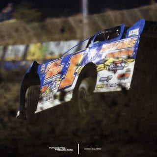 Dirt Track Racing Photo 6978