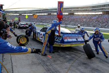 Dodge NASCAR Return 2018