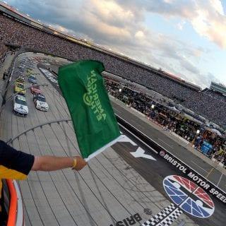 Dodge NASCAR Return - Brad Keselowski Bristol Motor Speedway 2012
