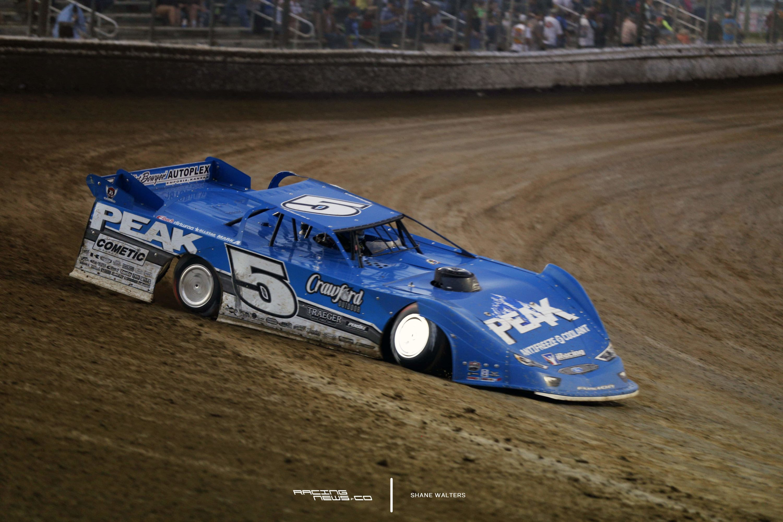 Don O'Neal Lucas Oil Late Model Dirt Series Photo Album 7998