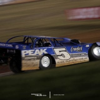 Don Oneal Dirt Late Model 2012