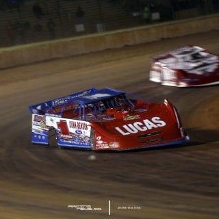 Dunn-Benson Motorsports - Earl Pearson Jr