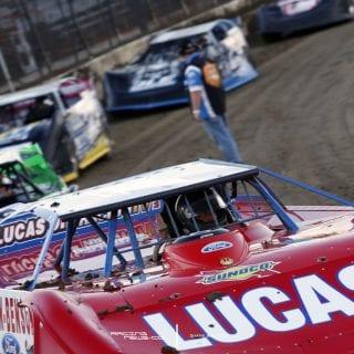 Earl Pearson Jr Lucas Oil Late Model Dirt Series 5833