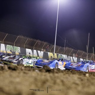 East Bay Raceway Park 4 Wide Salute Photo 5413