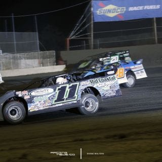 East Bay Raceway Park Lucas Oil Late Model Dirt Series Races 7504