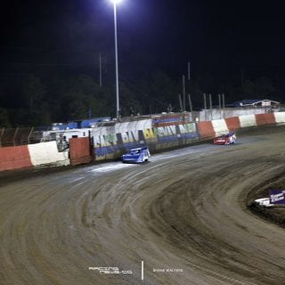 East Bay Raceway Park Tamps Florida Dirt Track 4406