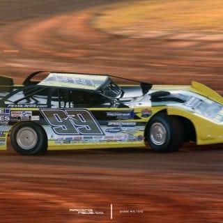 Frank Heckenast Jr 2017 Dirt Late Model