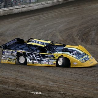 Frank Heckenast Jr. Bubba Raceway Park Photo 7971