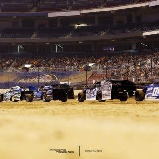 Gateway Dirt Nationals Dirt Modified Qualification Races