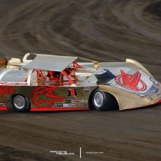 Gold Dirt Late Model 4201