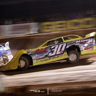 Golden Isles Speedway Crash 3325