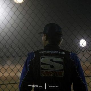 Golden Isles Speedway Park Racing Driver 2702