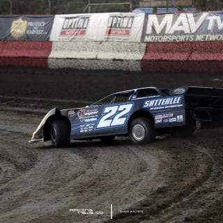 Gregg Satterlee Dirt Late Model Racing Team 6779