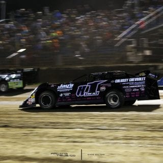 Jared Miley Dirt Late Model Photo 7371