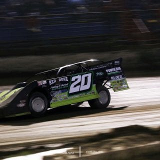 Jimmy Owens Lucas Oil Late Model Dirt Series 2017 4694