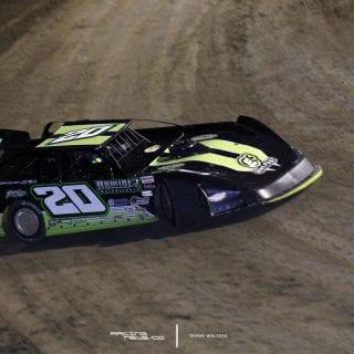 Jimmy Owens Lucas Oil Late Model Dirt Series 6058
